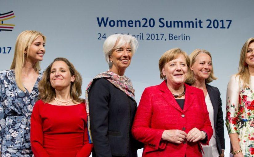 Frauen an die Spitze – Eine starke Wirtschaft braucht Frauen!